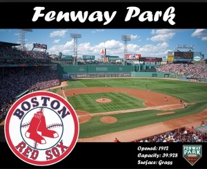 National Anthem at Fenway Park @ Fenway Park | Boston | Massachusetts | United States