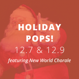 Holiday Pops! with Lexington Symphony @ Cary Hall | Lexington | Massachusetts | United States